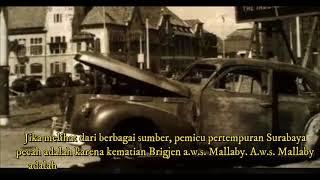 Menurut Inggris Pertempuran 10 Nopember di Surabaya Adalah Perang Terberat