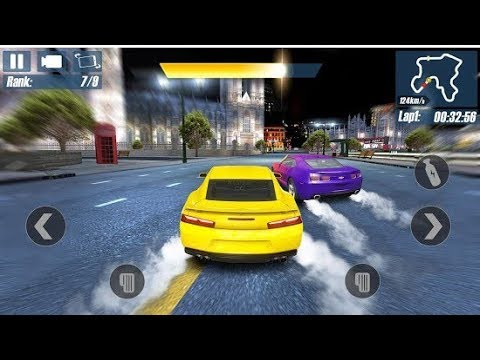 Real Road Racing - Highway Speed Car Chasing Game - Android Gameplay FHD