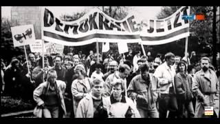 Genossin Merkel in der DDR