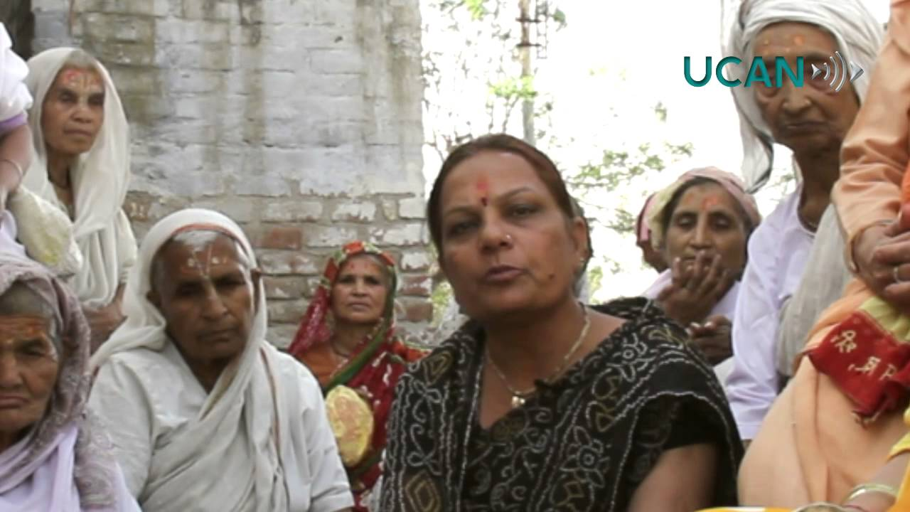 The cursed widows of India