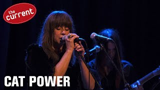 Cat Power - three live performances (2018)