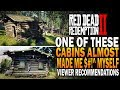 One Of These Cabins Almost Made Me $#!^ Myself - Red Dead Redemption 2 Secrets [RDR2]