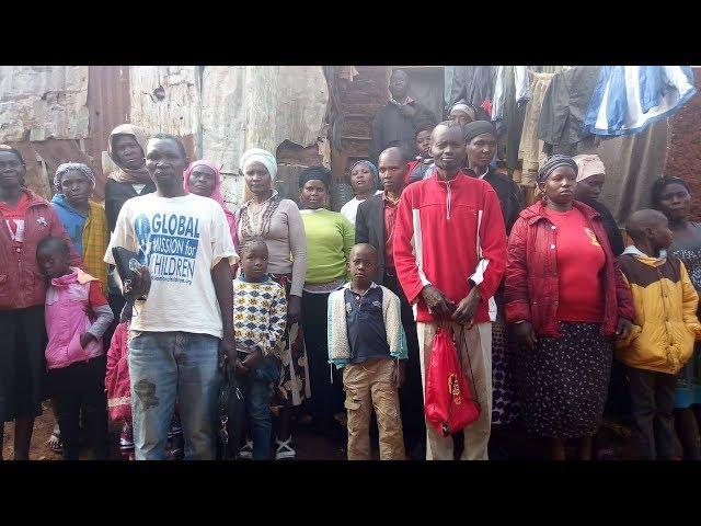 Kibera Slum Fellowship July 15th Update