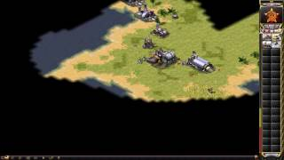 Command and Conquer Red Alert 2: Pro plays online for the first time in years...
