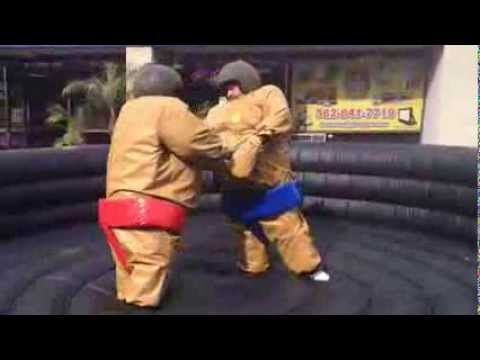 Sumo Suit Rentals From Cindy's Jumpers Party Rentals