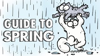 Spring Season - Simon's Cat | GUIDE TO