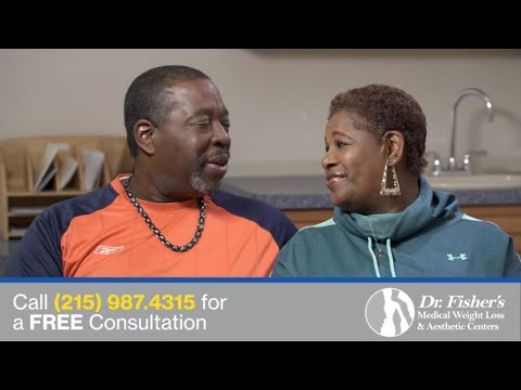 Married Couple Losing Weight Together | Philadelphia Medical Weight Loss Clinic | (215) 987-4315