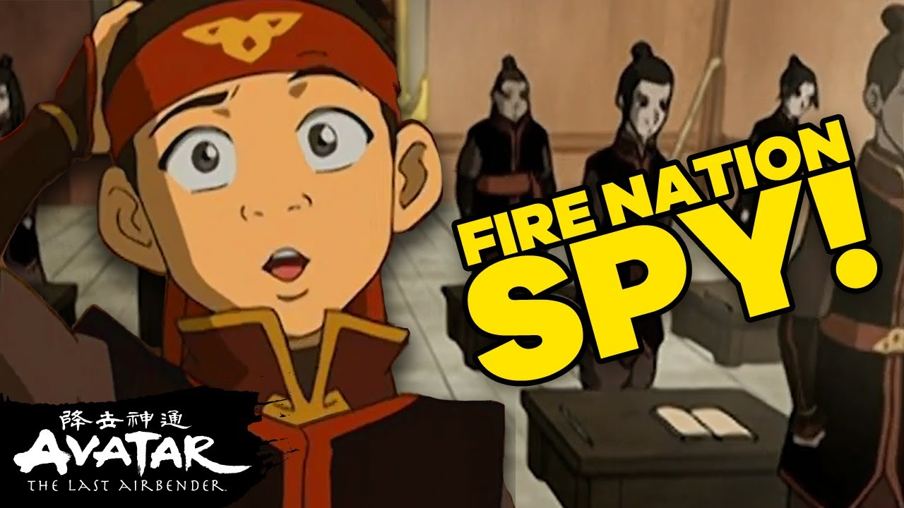 Download Aang Infiltrates a Fire Nation School 🔥🏫 | Avatar