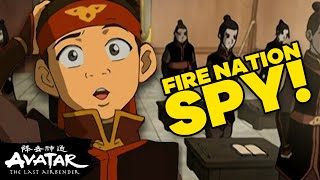 Aang Infiltrates a Fire Nation School 🔥🏫 | Avatar