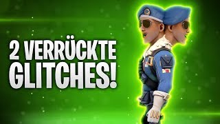 2 VERRÜCKTE GLITCHES in FORTNITE! ☄️🔥 | Fortnite: Battle Royale