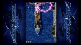 Raiden Fighters Raiden Fighters Aces Xbox 360 720P gameplay