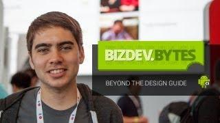 BizDevBytes: Beyond the Design Guide - Expedia