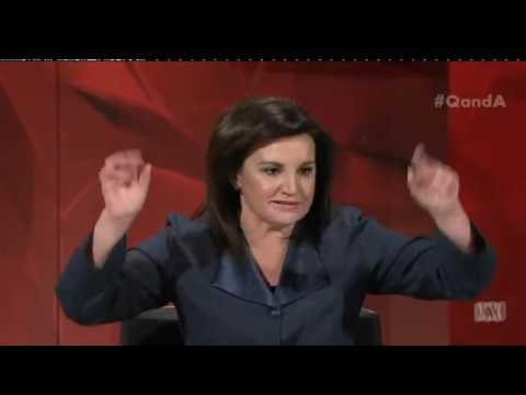 Jacqui Lambie Nails It   What Labor Liberals and Greens are about