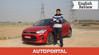 Kia Rio Test Drive Review – Autoportal