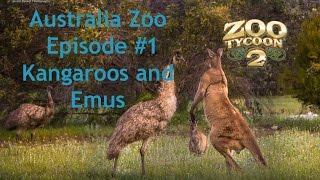 ZT2 Australia Zoo #1: Kangaroos & Emus
