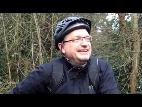 Interview George James cycling club
