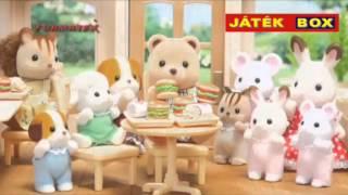 Sylvanian Families Hamburger Ház - ÚJ!