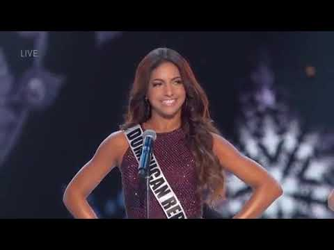 Miss Universe 2018 Preliminary Competition Full Show