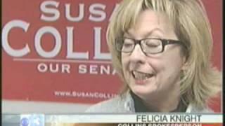 Susan Collins runs personal attacks against Tom Allen