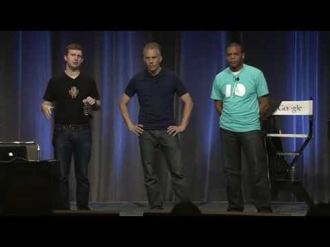 Google I/O 2014 - What's new in Android development tools
