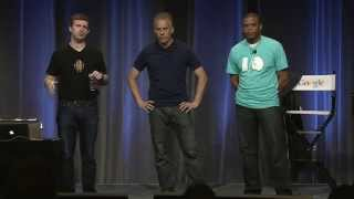 Google I/O 2014 - What