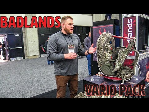 BADLANDS VARIO PACK - 2019 ATA SHOW