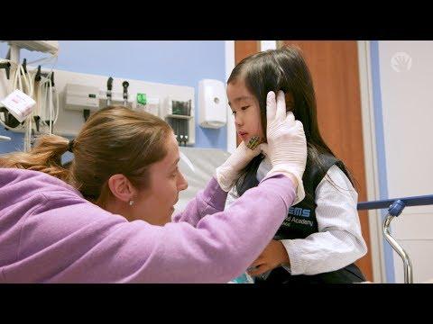 Nursing at Lurie Children's
