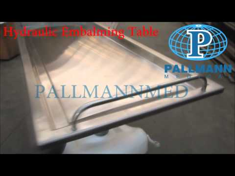 China Hydraulic Embalming Table or Trolley Suppllier&Manufactuer of WANROOEMED Factory