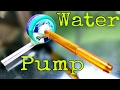 Water Pumps Guide: How to Choose a Motor Pump suitable for my uses?