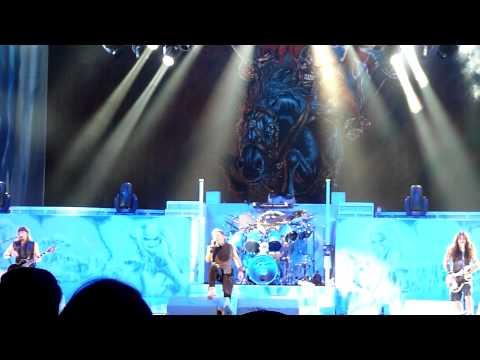 Iron Maiden-Running Free-Live At Usana Amphitheatre Aug 1 2012