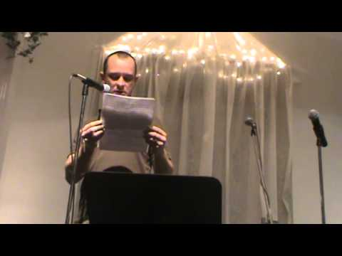 Craig Marks reads Confluence of Currents