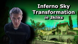 Inferno Sky Colours - Summarised in 3kliks