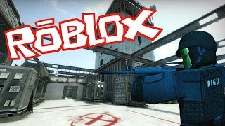 SUPER REMONTADA!! - COUNTER BLOX ROBLOX OFFENSIVE - Gameplay Spain