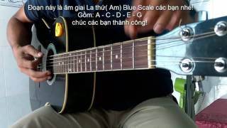 kinh nghiệm tự học đàn guitar với Tôn Ngộ Không trộm đào