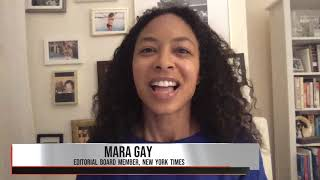 Download lagu NYT Editorial Board member Mara Gay details COVID-19 experience, gives advice to young people