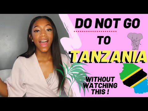 🇹🇿 Watch this BEFORE travelling to Tanzania  | DO'S and DON'T ❌