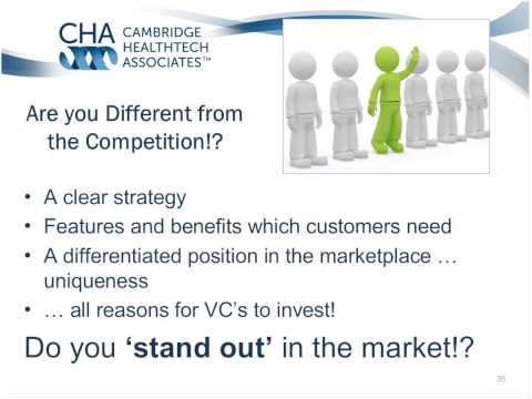 Capturing the Attention of Venture Capitalists Webinar Recording