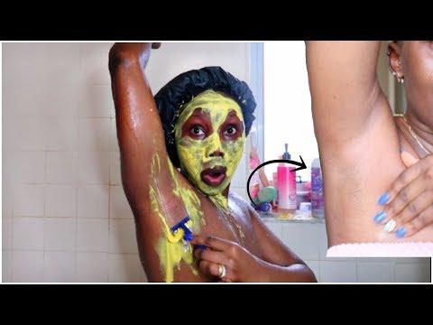 OMG! Remove dark Skin Under Armpit - Clear! Hack for Perfect Skin