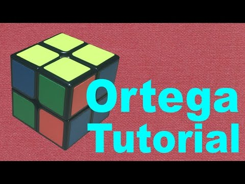 2x2 Ortega Method Tutorial & Algorithms