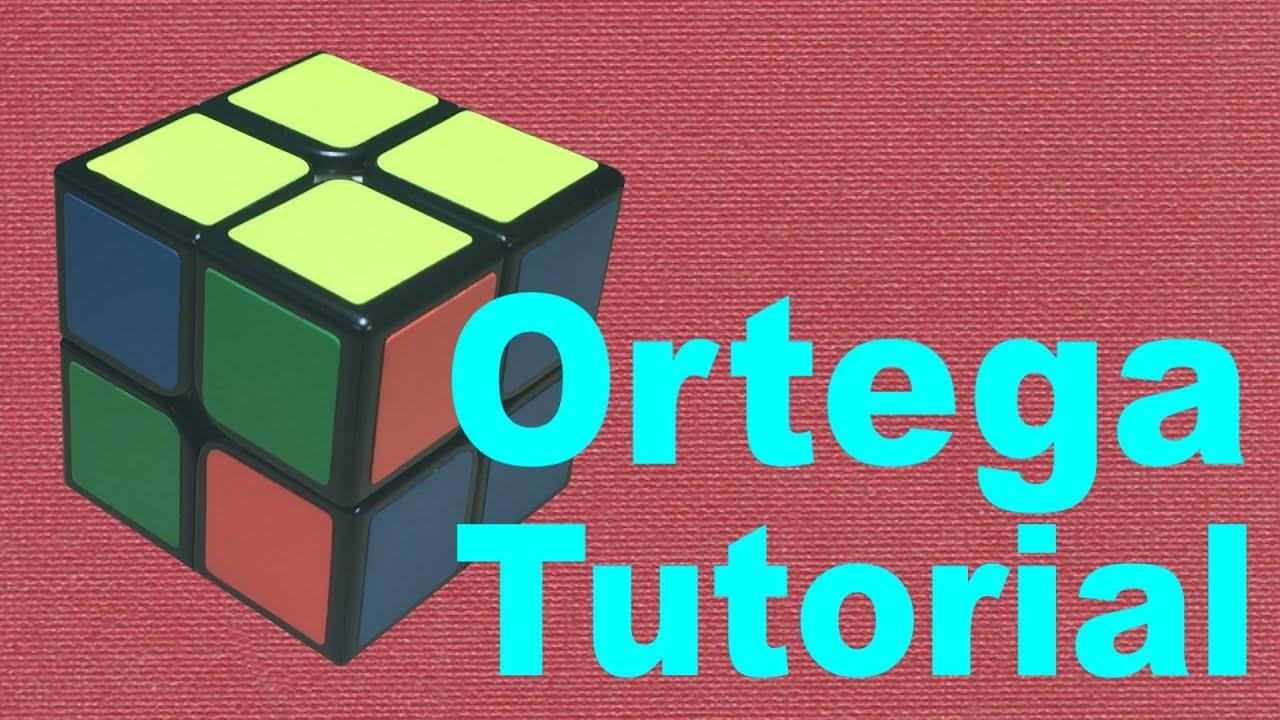 Download 2x2 Ortega Method Tutorial & Algorithms