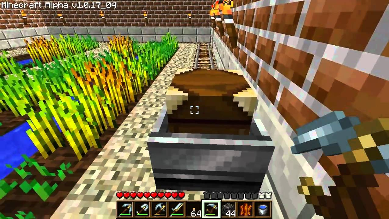 how to make a working bakery in minecraft