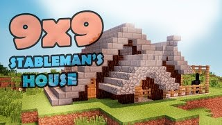 видео: Майнкрафт groom's house - дом конюха.