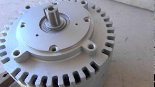 Manta 2 project DC motor