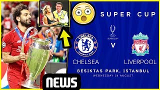 NEW FOOTBALL NEWS - Champions League Final, UEFA Super Cup, Conte & More