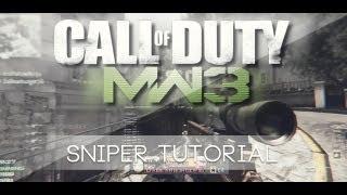 FaZe Kross - Quick Scope Tutorial - Modern Warfare 3