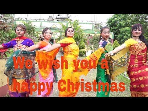 Christmas Song 2018    Bodo Christmas Song ..  