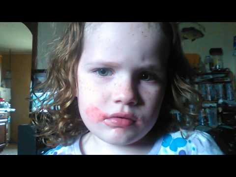 Funny video Little girl forgets to plug In Headphones in tablet while listening to matty b from YouTube · Duration:  33 seconds