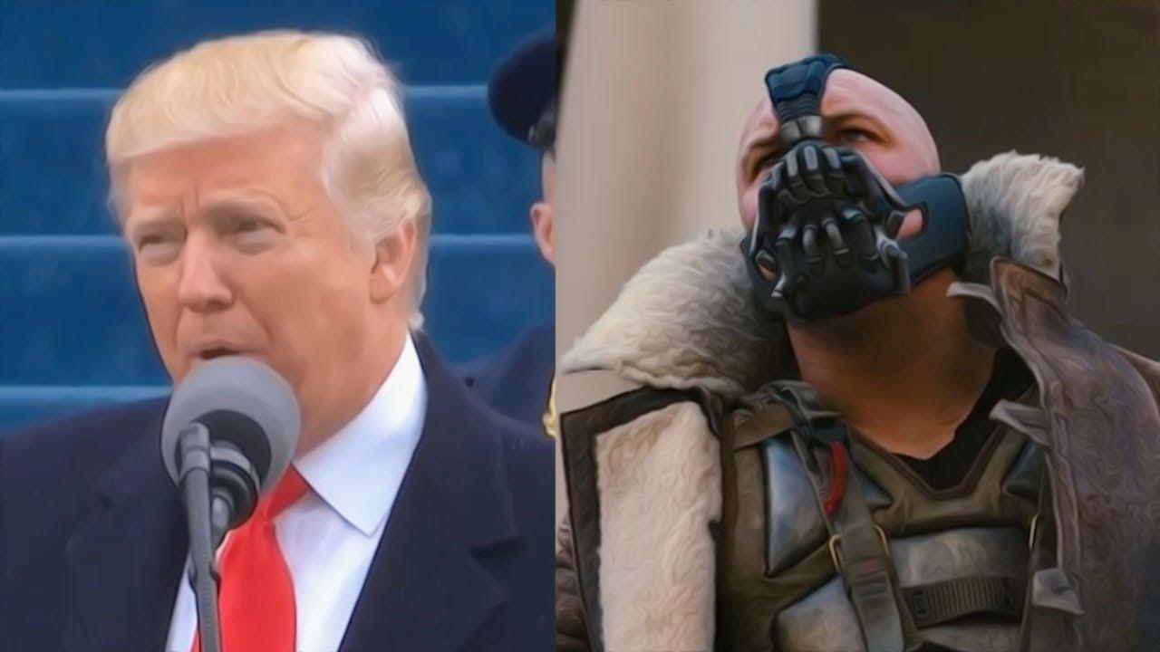 TRUMP vs BANE