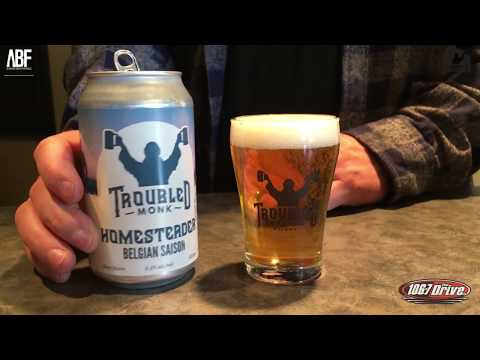 Friday CRAFTernoons: Homesteader Belgian Saison