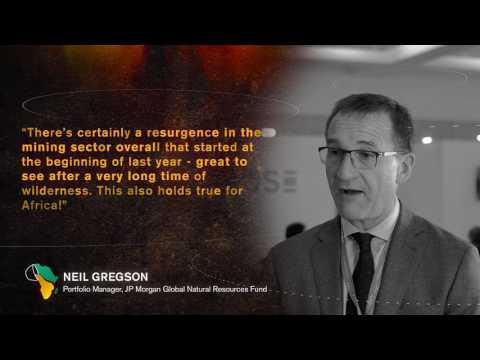 Mining Indaba 2017: Neil Gregson - Portolio Manager, JP Morgan Global Natural Resources Fund